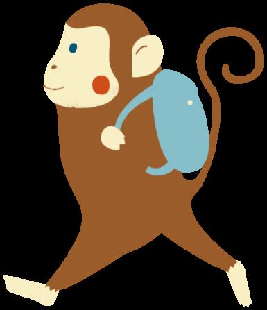 Monkey Mountain イラスト